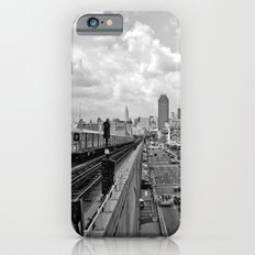 New York From the Seven Train iPhone 6 Slim Case