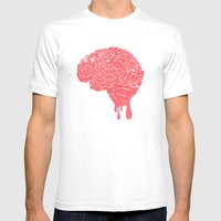 My Gift To You IV Mens Fitted Tee White SMALL