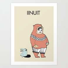 INUIT Art Print