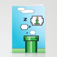 Pipe Dream Stationery Cards