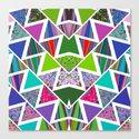 Geometric pattern # 12 Canvas Print