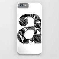 iPhone & iPod Case featuring A is for by Flo Thomas
