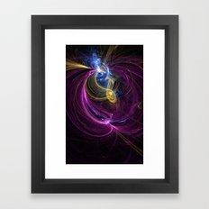 Fractal IV Framed Art Print