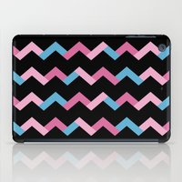 Geometric Chevron iPad Case