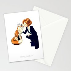 Trust of the Fox Stationery Cards