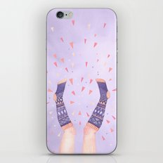 Celebrate You! iPhone & iPod Skin
