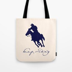 Cowboy Outlaw Tote Bag