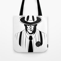 the gangster way Tote Bag