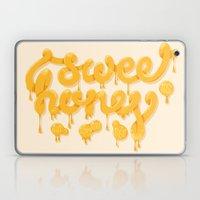 Sweet as honey Laptop & iPad Skin