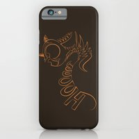 iPhone & iPod Case featuring Hoot by antastic