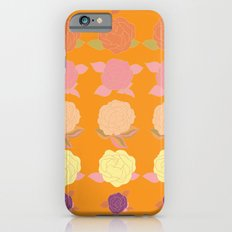 Bright and Bold Floral Dance Slim Case iPhone 6s