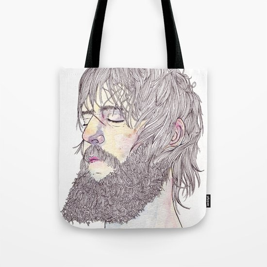 Ben Bridwell  Tote Bag