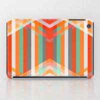 DecoChevron iPad Case