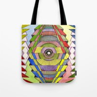 The Singular Vision Tote Bag