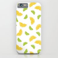 iPhone & iPod Case featuring Citrus Sours by Dianne Delahunty