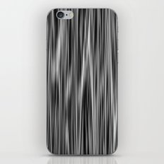 Ambient #6 in Grayscale iPhone & iPod Skin
