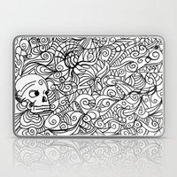 MEMENTO MORIARTY Laptop & iPad Skin