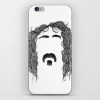 Frank Zappa iPhone & iPod Skin