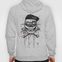 City of despair and good fortune Hoody