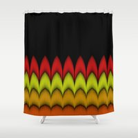 vatra Shower Curtain