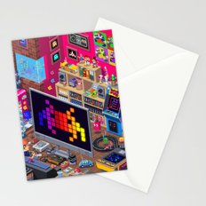 Edge Retro Cover Reboot... Stationery Cards