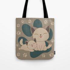 Mama, Mew...Mew... Tote Bag