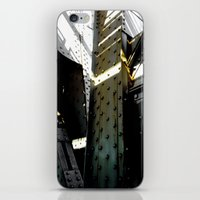 Bridging Boroughs iPhone & iPod Skin