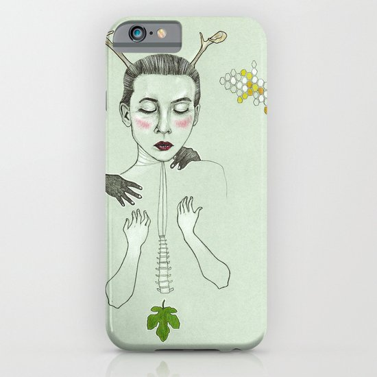 kış (winter) iPhone & iPod Case