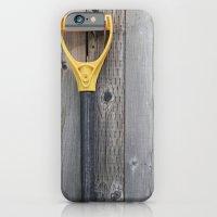 Yellow Handle iPhone 6 Slim Case