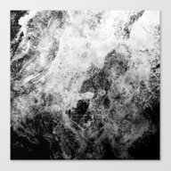Abstract XVII Canvas Print