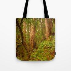 Redwoods Regional II Tote Bag