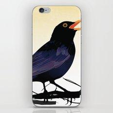 Blackbird iPhone & iPod Skin