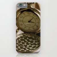 iPhone & iPod Case featuring Clock by Beckah Carney Photography