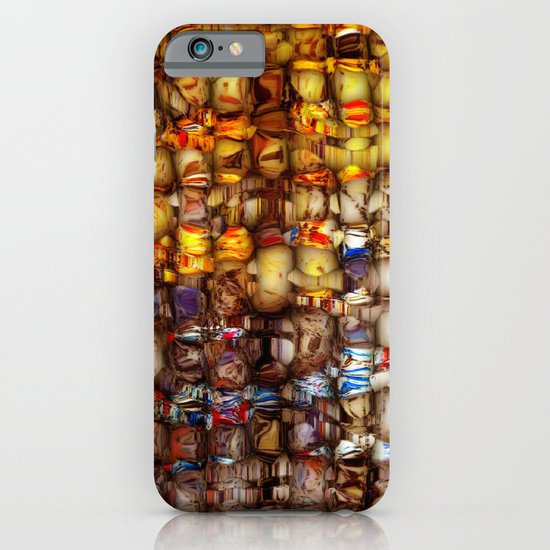 ABSTRACT - Gordion knot iPhone & iPod Case