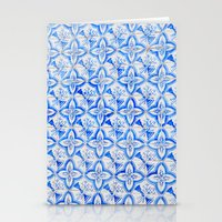 TILES OF PORTO Stationery Cards