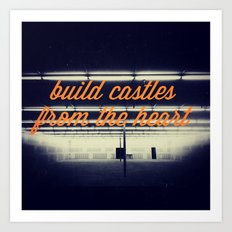 Architects Art Print