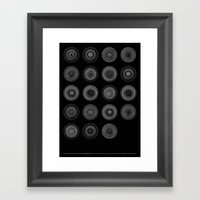 Demi-Stock (Black Poster… Framed Art Print