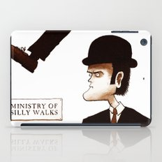 The Ministry of Silly Walks iPad Case