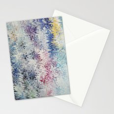 Abstract 205 Stationery Cards