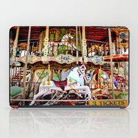 Double Decker Carnival C… iPad Case