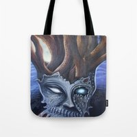 Eyeless Tote Bag