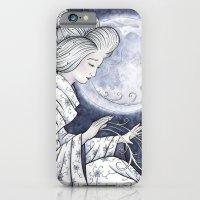 iPhone & iPod Case featuring Duality Discovered by Mariya Olshevska