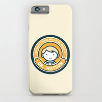 iPhone & iPod Case featuring Cute John Watson - Orange by mydeardear