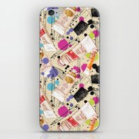 Paint It iPhone & iPod Skin