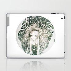 keyhole in the jungle Laptop & iPad Skin