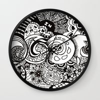 IN Wall Clock