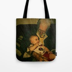 4 generations  Tote Bag