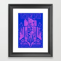 Another World's Fair Framed Art Print