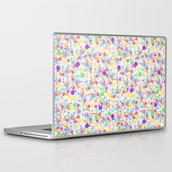 Ditsy Candy Laptop & iPad Skin