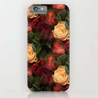 iPhone & iPod Case featuring Rose Garden by Arts and Herbs